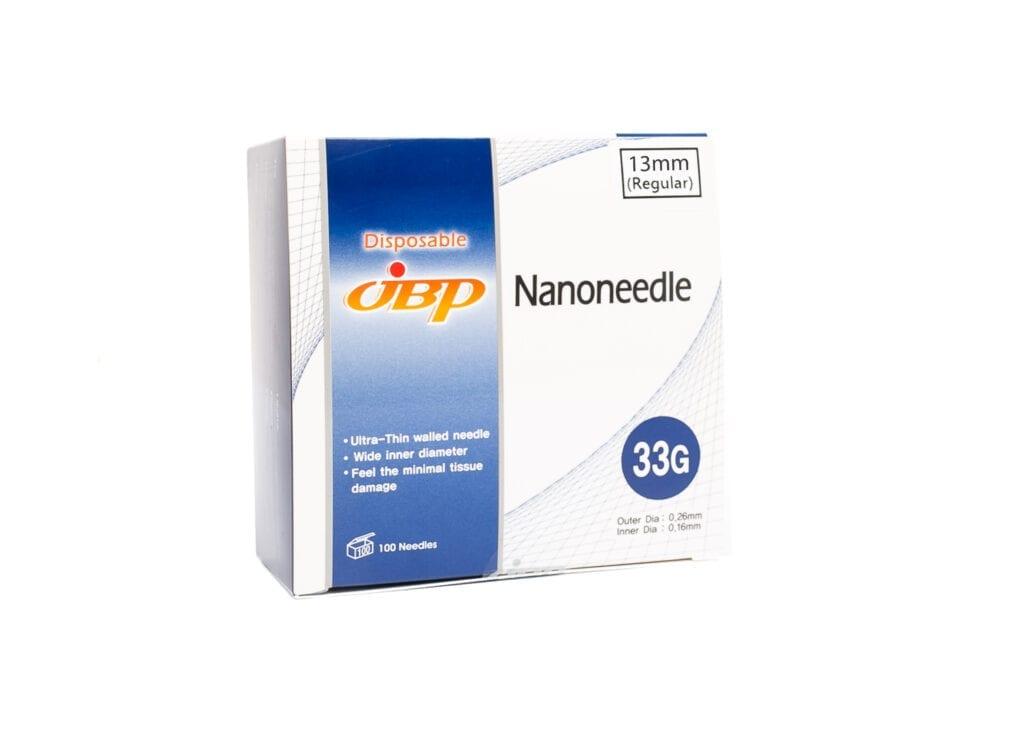 JBP Disposable Nanoneedle