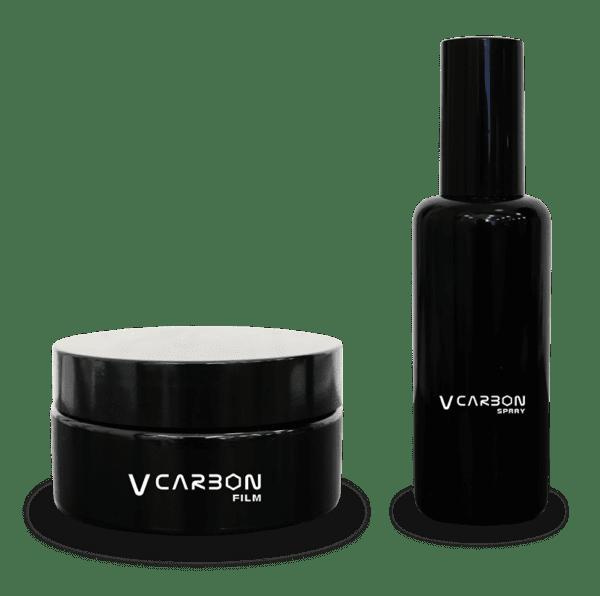 V Carbon Film and Spray
