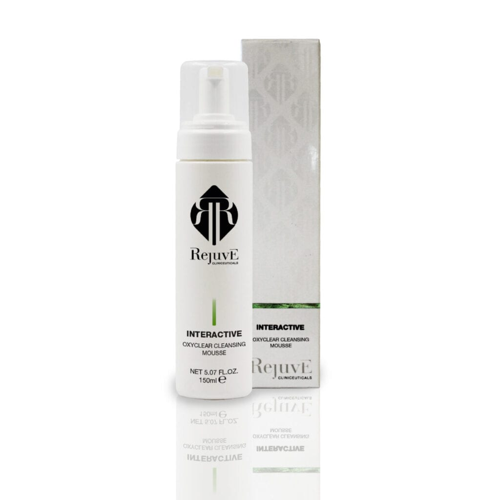 Rejuve Oxyclear Cleaning Mousse
