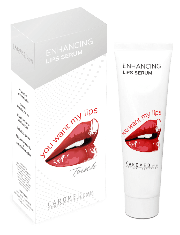 You want my lips tubo